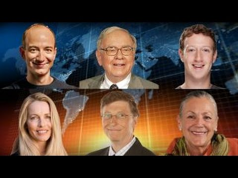 Who tops the Forbes 400 list?
