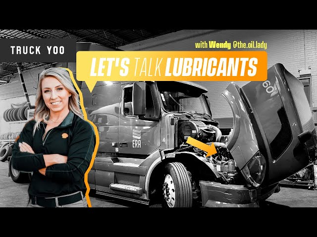 Semi truck oil change. What you need to know. Conventional vs. Synthetic. Truck Yoo Episode 68.