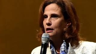Dr. Ilaria Capua Speaking At Un In New York