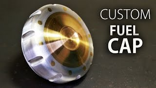 Making a Custom Fuel Tank Cap