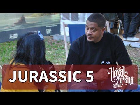 Chali 2na von Jurassic 5: «Malen ist meine grösste Leidenschaft.»