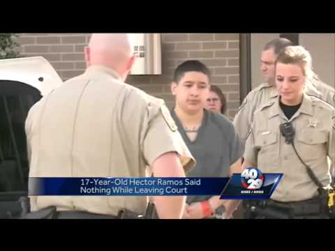 Springdale teen charged in gang-related shoooting appears in court