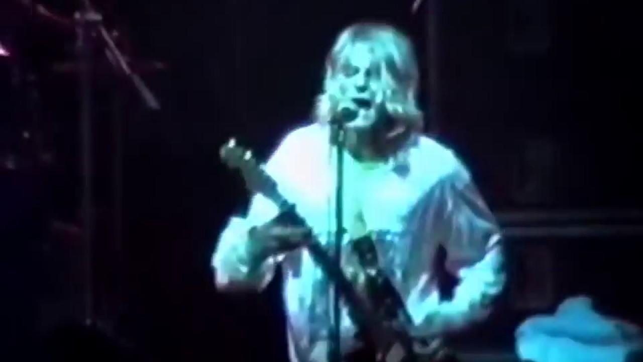 Nirvana - Nachtwerk Club - Munich, Germany 1991 - YouTube