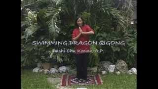 SWIMMING DRAGON QIGONG- Instructional DVD