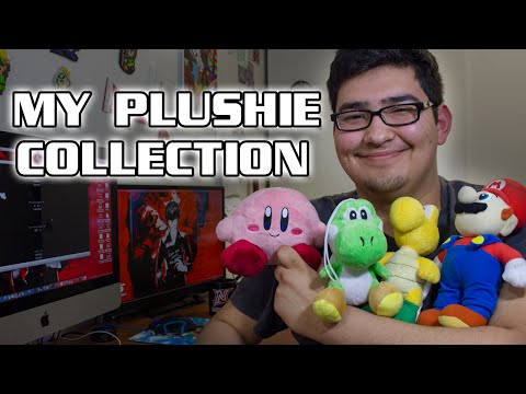 My 2015 Gaming Plushie Collection