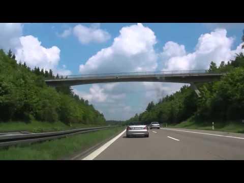 [D] A7: AK Ulm/Elchingen - AK Feuchtwangen/Crailsheim
