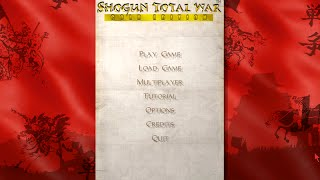 Shogun Total War - Gold Edition