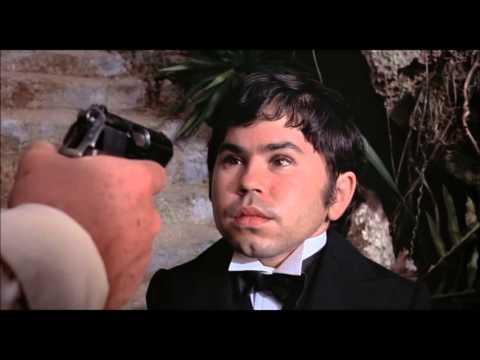 Man with the Golden  Gun, 1973 Duel    Scene   720p