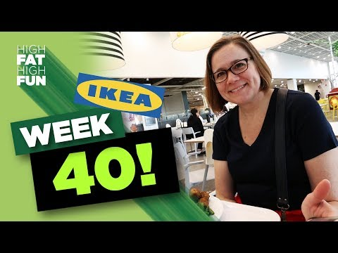 sunday-with-sara-week-40-|-a-date-with-ikea-|-keto-road-trip