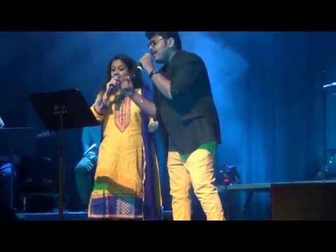 Poo Malaiye Thol Serava Duet by Airtel Super Singer Sai Sharan and Indu Subramanian