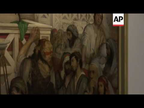 How Jesus is depicted by Jewish artists