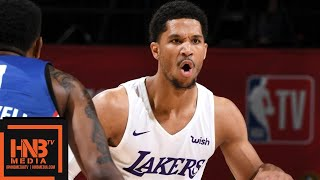 Los Angeles Lakers vs LA Clippers Full Game Highlights / July 12 / 2018 NBA Summer League