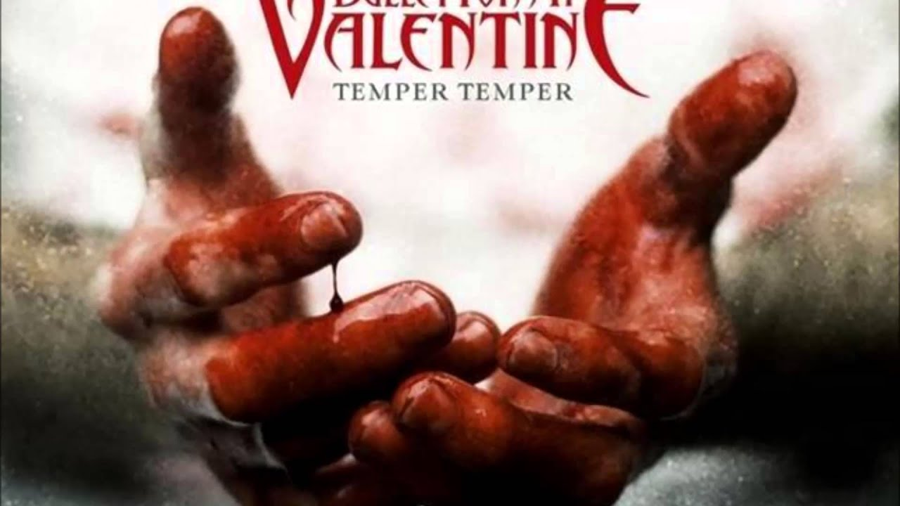 3 Bullet For My Valentine Temper Temper Hd Hq 1080p