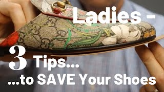 LADIES - 3 Tips to SAVE Your S…
