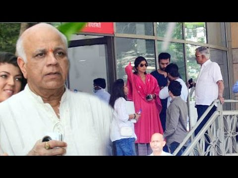 Shilpa Shetty's Father Surendra PASSES AWAY