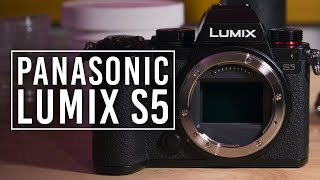 Panasonic LUMIX S5: Amazing Performance in a Smaller Mirrorless Camera!   Hands-on Review