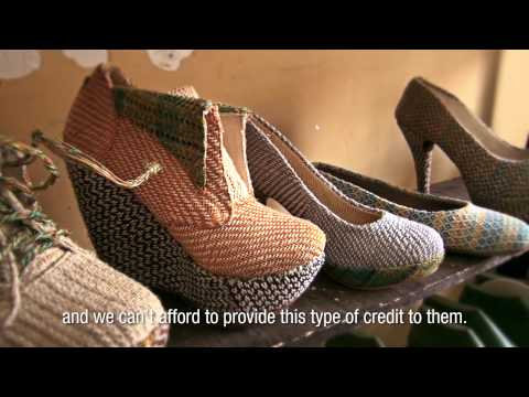 Ecocalzer, eco-friendly footwear made in Colombia