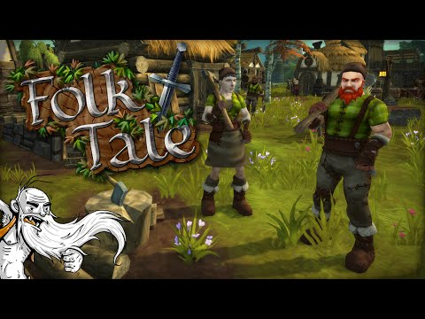 """YE OLDE TOWN OF MUDBUCKET!!!"" - Folk Tale Part - 1080p HD PC Gameplay Walkthrough"
