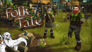 """YE OLDE TOWN OF MUDBUCKET!!!"" - Folk Tale Part - 1080p HD PC Gameplay Walkthrough"