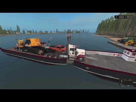 Farming Simulator Logging KST NEW MAP