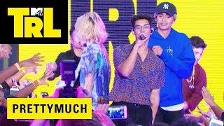 PRETTYMUCH Perform 'Teacher' (Digital Exclusive) | Weekdays at 4pm | #TRL