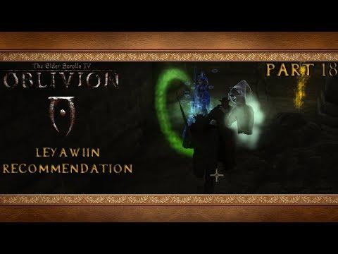 Lets Play Oblivion (Modded) - Leyawiin Recommendation