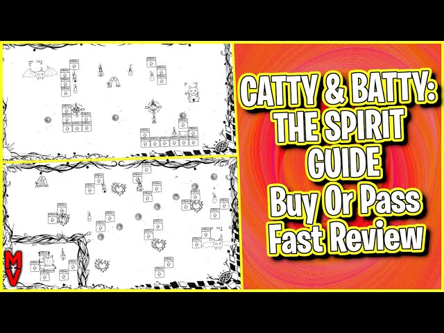 Catty & Batty: The Spirit Guide Buy or Pass Fast Review Xbox Series X Review MumblesVideos