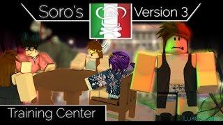 Roblox - Soro's Italian Restaurant - Training