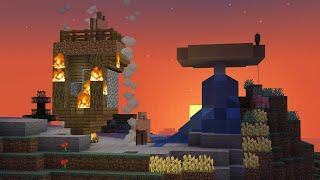 видео: Разве здесь не прекрасно? Мои старые карты Minecraft
