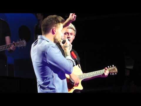 Niall and Liam Teases a Clip of A.M. - OTRA...