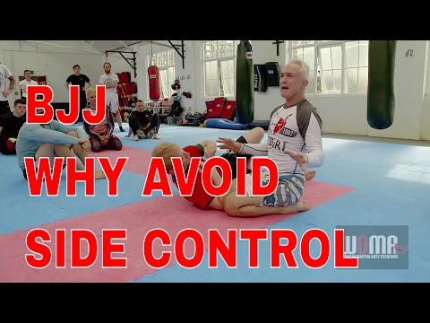 Why Avoid Side Control John Will BJJ