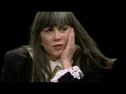 Anne Rice interview on Charlie Rose (1997)
