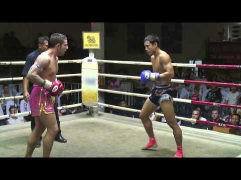 Liam Harrison (England) vs. Petaswin (Thailand)