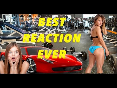 Driving My Ferrari to The Gym - How I Can Afford a Ferrari At 23 - BEST REACTION EVER