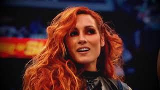 Star FURIOUS Becky Lynch DENIES CLAIMS AEW BEAT Raw Drew McIntyre s Future Jim Cornette AEW