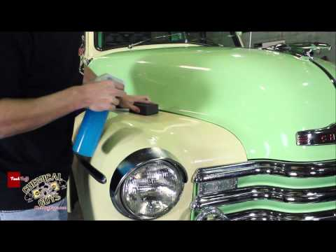 CLAYBLOCK - Paintwork Cleansing System - Chemical Guys Epic Car Care Detailing