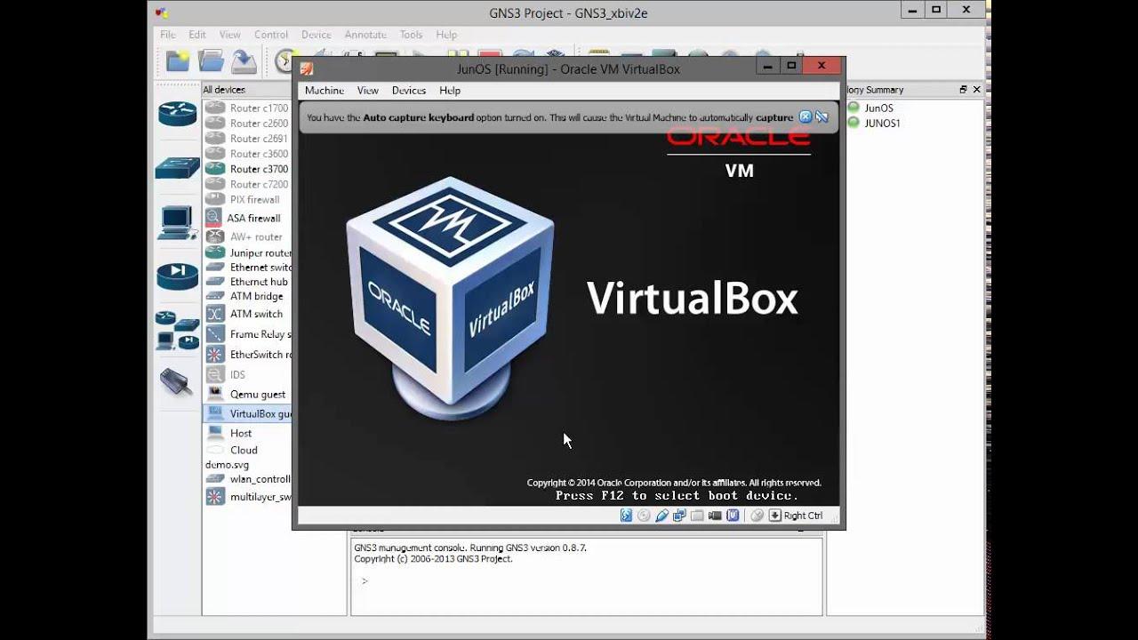 การ Convert Qemu image  img เป็น Open Virtual Appliance image  ova