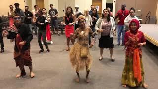 CCI Valencia College At Global Peace Week Dance Gemu Famire 🇺🇸♥️