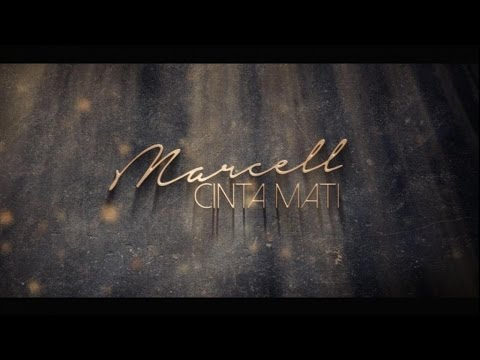 Marcell - Cinta Mati (Lyric Video)