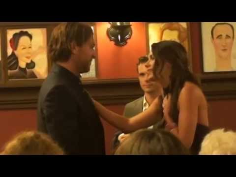 Doctor Zhivago Original Broadway Cast - Love Finds You (live) @ Sardi's, 9/30/15