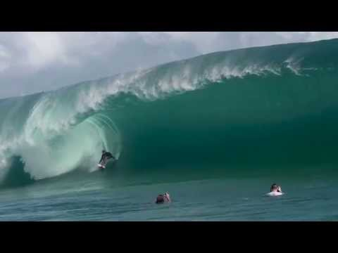Nathan Florence's Impossible Paddle-in Wave at Teahupoo from YouTube · Duration:  1 minutes 40 seconds