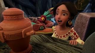Елена - Принцесса Авалора - 02 - Приключения в Звёздной долине: Сон Огнекрыла   мультфильм Disney