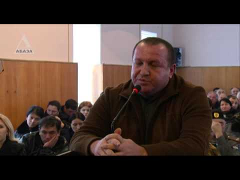 Допрос подсудимого Тамази Барциц в Верховном суде
