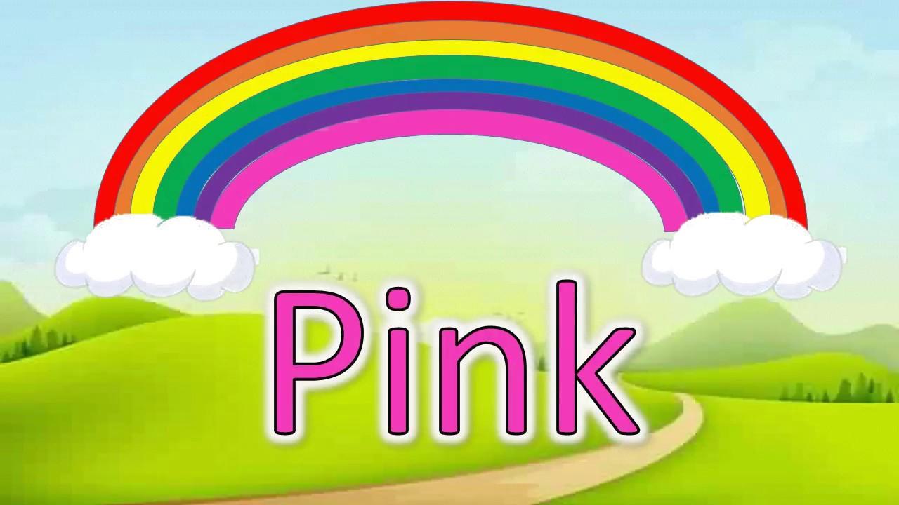 Learn Colors With Rainbow من قناة الروضة أغنية تعليم الألوان مع قوس قزح Youtube