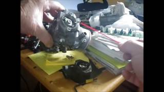 Removal and Repair of 91 22re Throttle Body and Idle Air