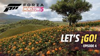 Forza Horizon 5: Let's ¡Go! – Episode 4