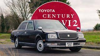 Toyota Century: The Japanese V12 Rolls-Royce   Carfection 4K