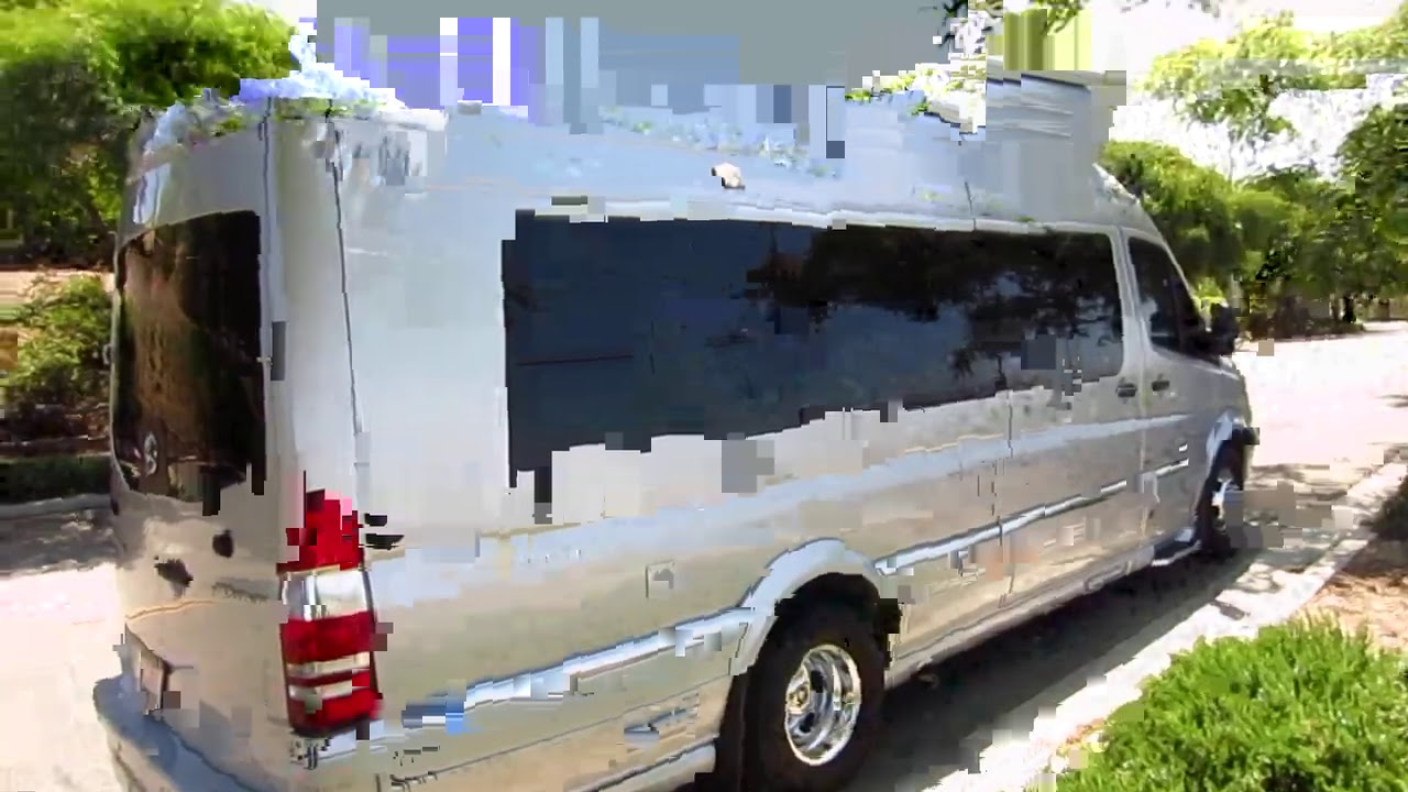 2014 Airstream Mercedes Benz Interstate Ext Touring Rv For Sale On Ebay Youtube