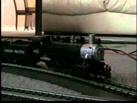 Ho Scale Bachmann Pacific Flyer Set Youtube