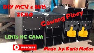 MCV, RCF and Sub Zero Box MALINIS NA GAWA by Karlo Moñuz + Battle Mix 2020